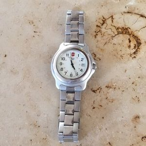 Swiss Army Stainless Watch
